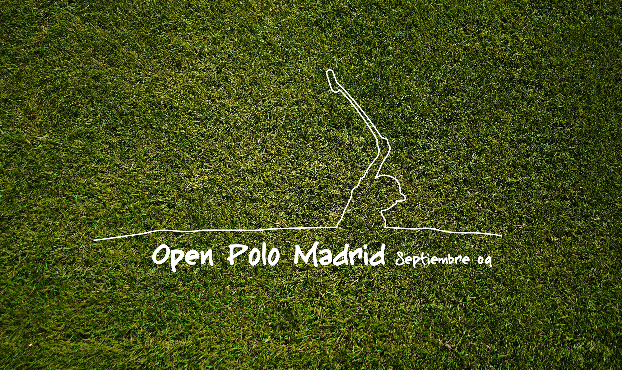 Logotipo del Open Polo Madrid
